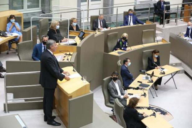 Le gouvernement flamand propose une aide à la Wallonie pour la reconstruction