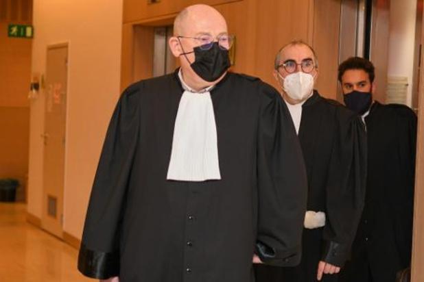 Le parquet requiert un renouvellement du mandat d'arrêt à l'encontre de Moreau et Heyse