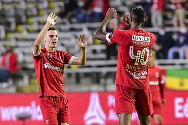 Antwerp wacht mooie affiche met Tottenham, ook Ludogorets en Linz zitten in groep G