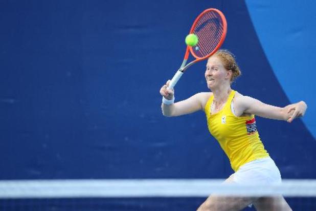 JO 2020 - Alison Van Uytvanck qualifiée pour le 2e tour en simple