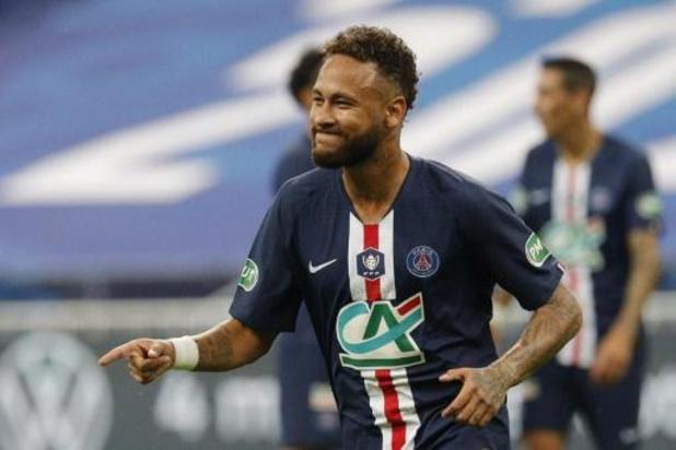 Coupe de France - Paris Saint-Germain wint Franse beker, maar verliest Mbappé