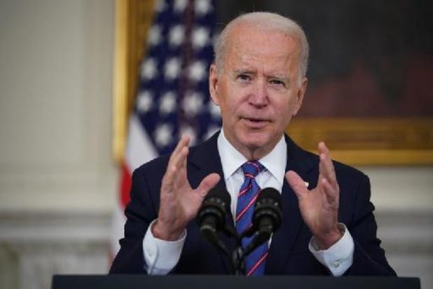Klimaattop Biden - Biden organiseert virtuele tweedaagse klimaattop met veertig wereldleiders