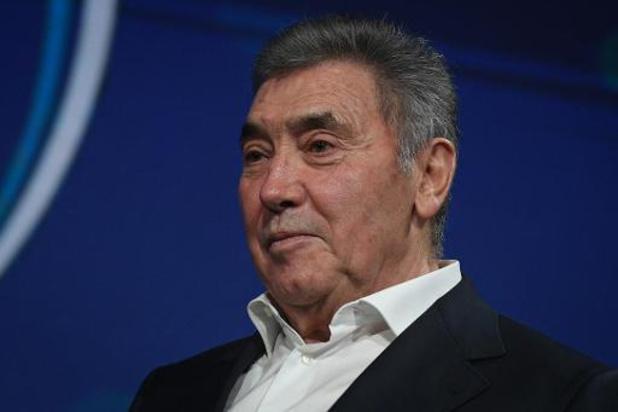 Eddy Merckx, plus grand sportif belge de l'histoire, souffle ses 75 bougies