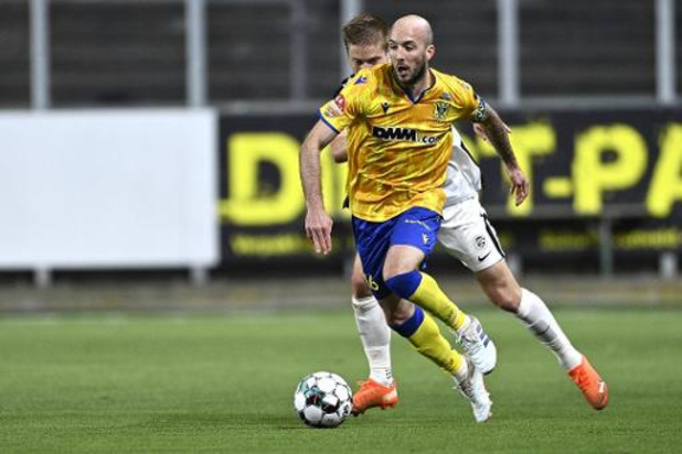 Jupiler Pro League - Steve De Ridder prolonge son contrat avec Saint-Trond