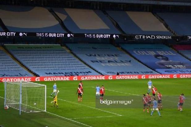 Premier League hoopt op fans in stadions bij slot competitie