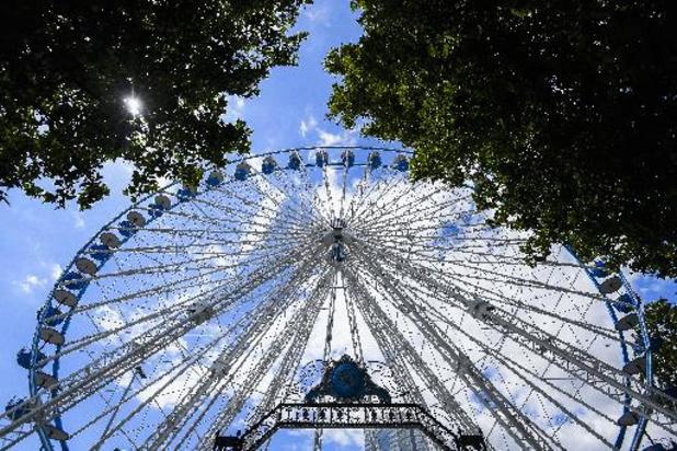 La foire du Midi ouvre samedi ses attractions à Bruxelles avec des règles sanitaires