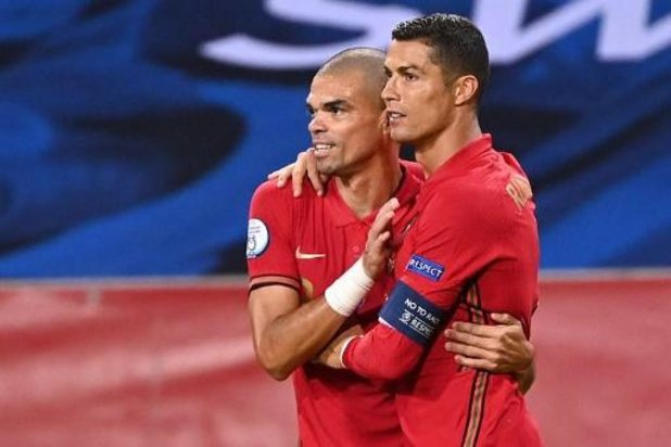 Ligue des Nations - La France confirme sa victoire du Mondial, Ronaldo puissance 101, l'Angleterre piétine
