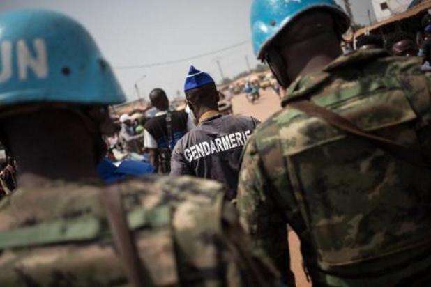 Boze menigte vernietigt buitenpost van blauwhelmen in Centraal-Afrikaanse Republiek