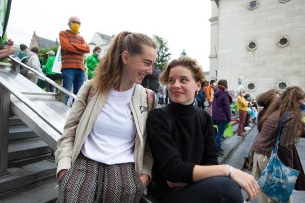 Youth for climate met le prochain gouvernement au pied du mur