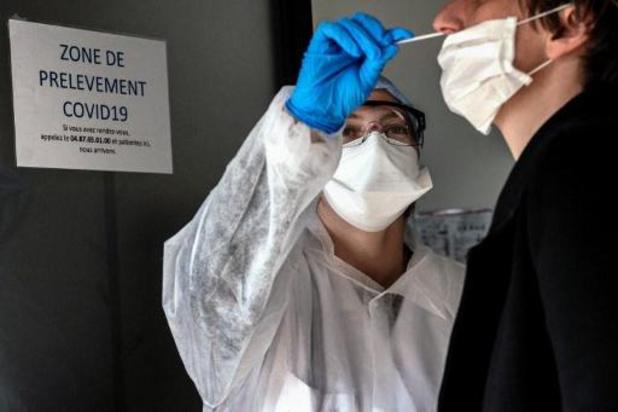 Un test de détection rapide du Covid-19 autorisé en urgence aux USA