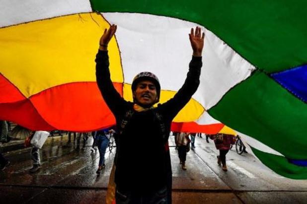 Colombie: nouvelles manifestations contre le président Duque