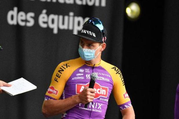 Mathieu van der Poel droomt van geel in de Tour