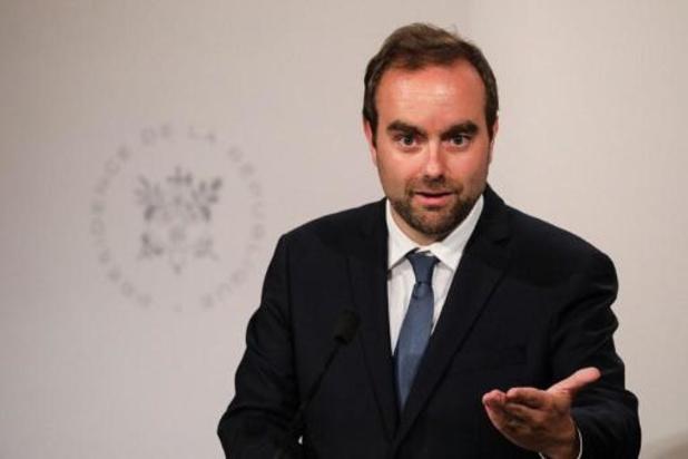 """France: enquête ouverte pour """"prise illégale d'intérêts"""" visant le ministre Lecornu"""