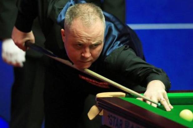 Players Championship snooker - John Higgins veegt ook met Ronnie O'Sullivan de vloer aan