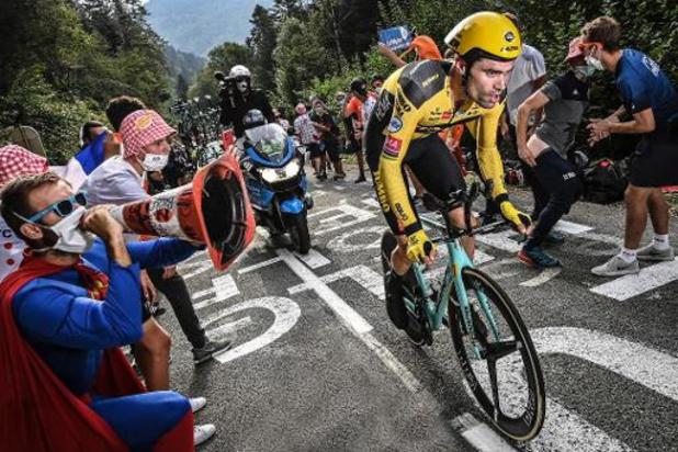 Tom Dumoulin abandonne avant la 8e étape du Tour d'Espagne
