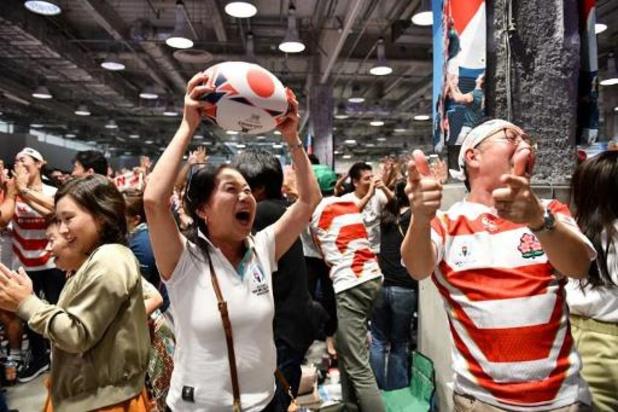 Premiers quarts de son histoire pour le Japon, dernier qualifié