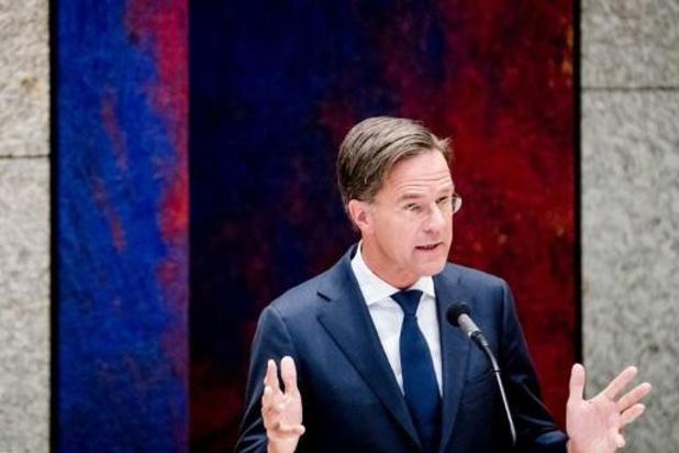 Nederland verstrengt: horeca opnieuw deels dicht, vaste zitplaats en afstand verplicht