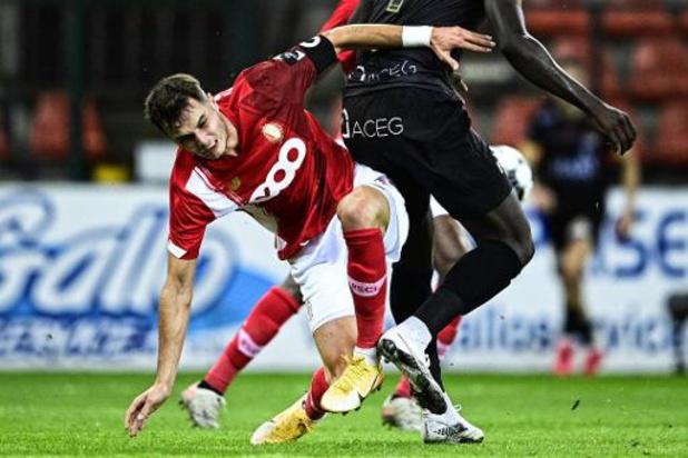 Jupiler Pro League : rupture des ligaments croisés et six mois d'absence pour Zinho Vanheusden