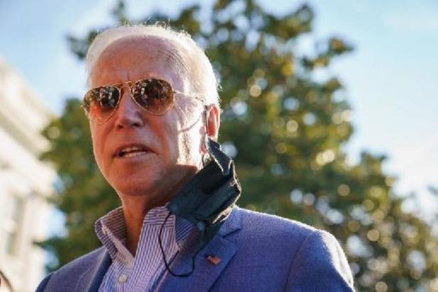 """Biden veut défendre sur le terrain ses réformes économiques qui n'ont """"rien de radical"""""""