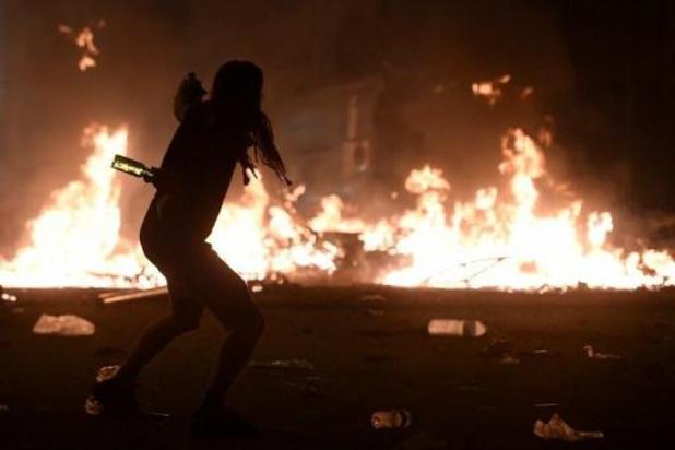 182 blessés dans les violences vendredi soir à Barcelone