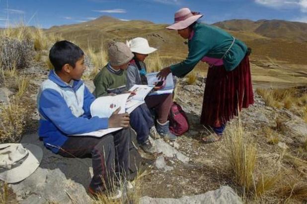 """Unesco waarschuwt voor """"generationele ramp"""" wat betreft leerachterstand"""