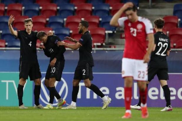 Euro espoirs - Quarts de finale