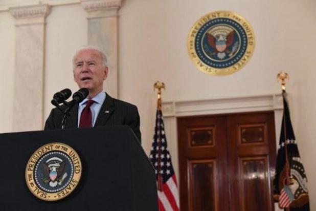 Biden se rendra vendredi au Texas après la vague de froid