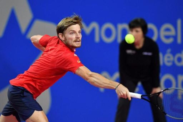 Coronavirus - David Goffin se qualifie pour les quarts de finale du tournoi virtuel de Madrid