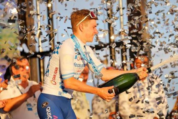 Remco Evenepoel heeft zin in Ronde van de Algarve