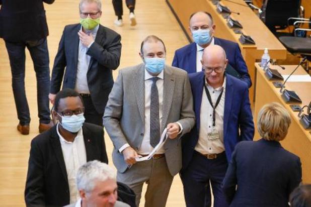 Les assemblées délibératives citoyennes adoptées en commission du parlement wallon