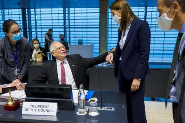 Europese Unie houdt nieuwe sancties tegen Rusland achter de hand