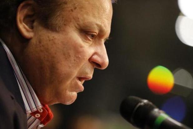 Pakistaanse ex-premier Sharif mag toch zonder betaling miljoenenborg naar buitenland