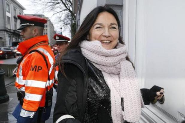 L'élection de Marie Christine Marghem à la tête du MCC suscite des remous