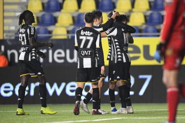 Jupiler Pro League - Charleroi graait de volle buit mee op Stayen