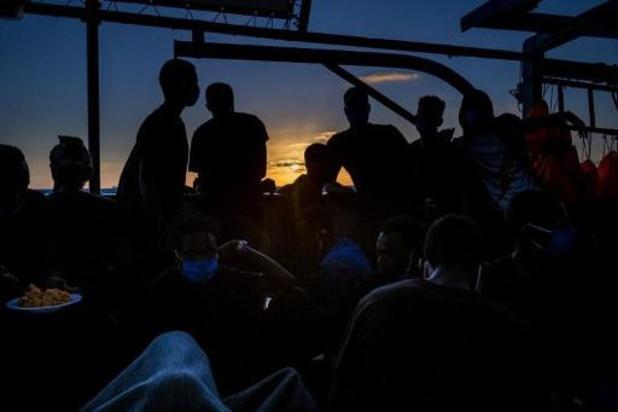 Griekenland redt opnieuw tientallen migranten op Egeïsche Zee