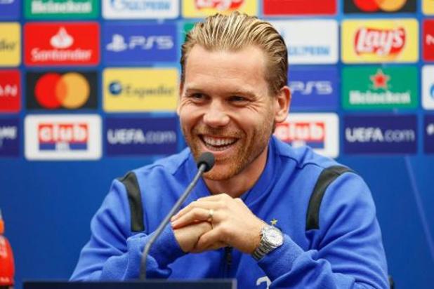 """Ruud Vormer mikt op zege tegen Lazio: """"Dan ziet het er goed uit"""""""