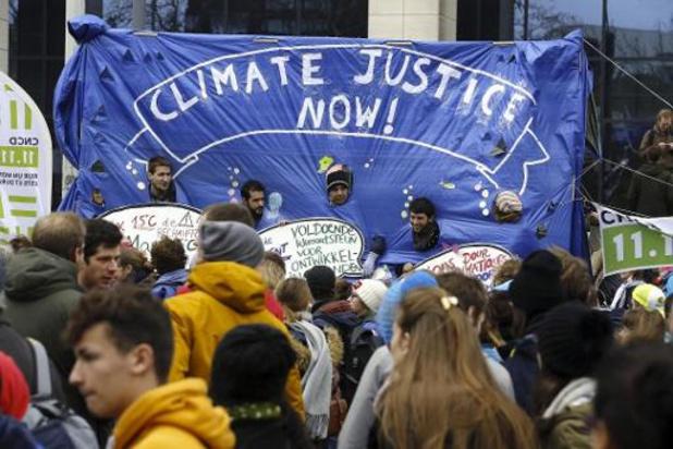 Wereldwijde klimaatstaking vindt gelijktijdig plaats in zeven Belgische steden