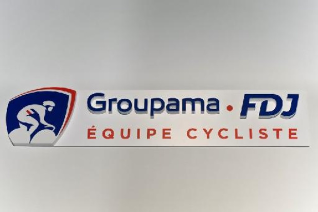 Groupama-FDJ sur les routes du Gri sans Thibaut Pinot (dos), 4e en 2017