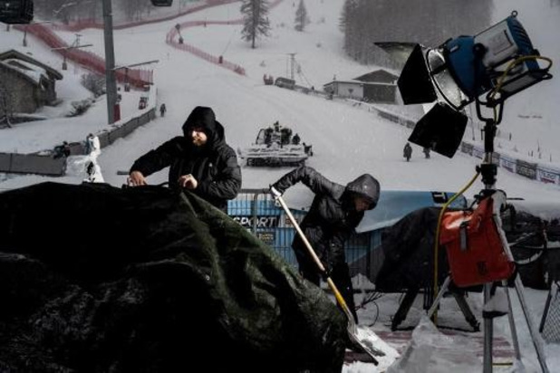 La dernière manche de Coupe du monde de ski alpin de Cortina d'Ampezzo n'aura pas lieu