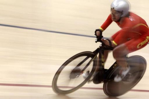 Mondiaux de paracyclisme: le tandem Griet Hoet et Anneleen Monsieur médaille de bronze de la poursuite