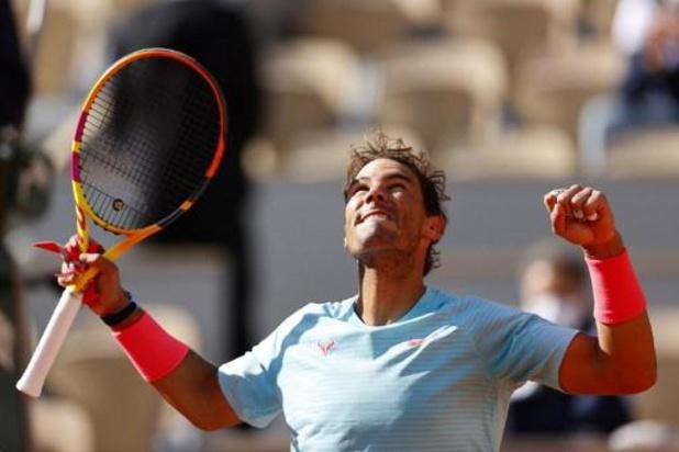 Rafael Nadal gaat eenvoudig naar de kwartfinales