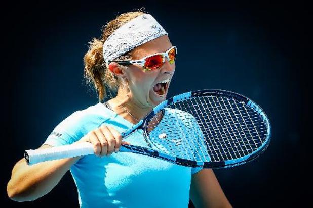 Kirsten Flipkens mag niet naar hoofdtabel WTA Miami