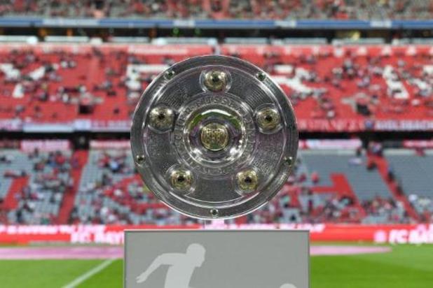 La Bundesliga confirme sa reprise le samedi 16 mai