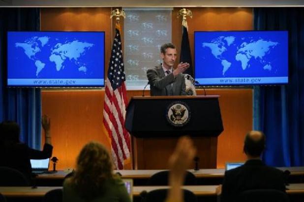 """Afghanistan: Washington appelle à """"cesser"""" les violences et à des """"négociations sérieuses"""""""