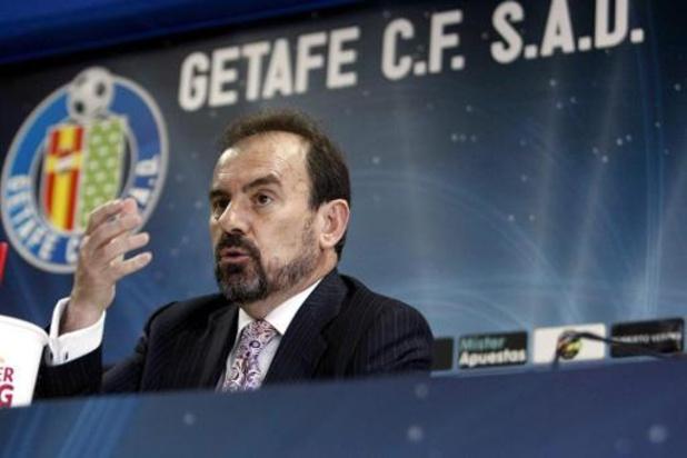 Getafe-voorzitter laat huidige abonnementhouders komend seizoen gratis binnen