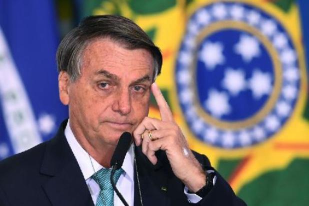 Coronavirus - Senatoren dienen klacht in tegen Bolsonaro voor mogelijk frauduleus vaccincontract