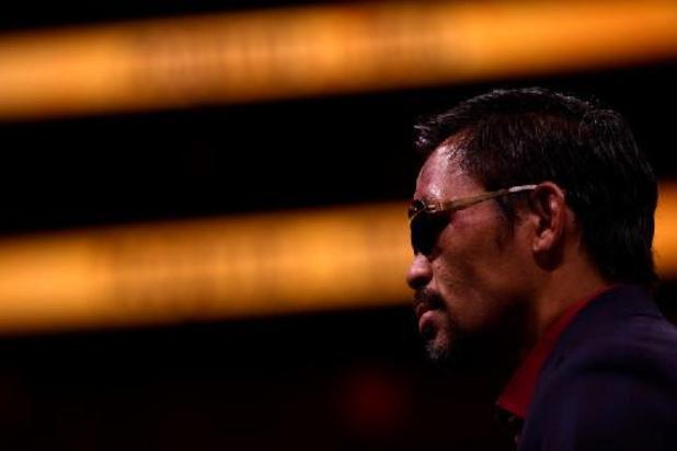Le célèbre boxeur Manny Pacquiao met fin à sa carrière