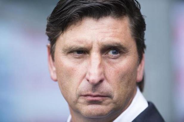 Anderlecht gaat niet verder met Luc Nilis als spitsentrainer