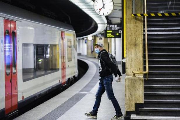 La gare d'Ostende ne sera finalement pas fermée dimanche matin