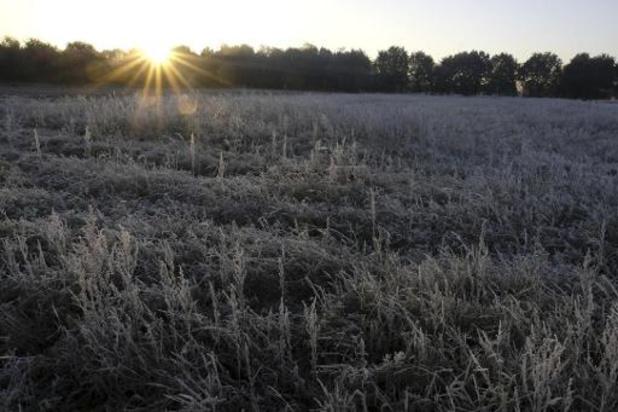 Tijdelijk droger, zaterdag kouder en kans op (smeltende) sneeuw